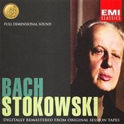 Bach/Stokowski (Orchestral Transcriptions) Songs