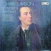 Avison: 6 Concertos from Op.6 Songs