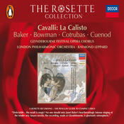 Cavalli: La Calisto - realised by Raymond Leppard (2 CDs) Songs