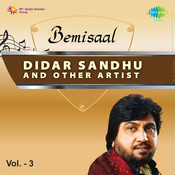 Bemisaal - Didar Sandhu And Other Artist Vol 3  Songs