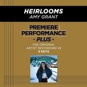 Heirlooms (Premiere Performance Plus Track) Songs