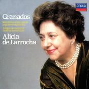 Granados: Seis piezas sobre cantos populares españolas; Escenas Románticas; Allegro de Concierto Songs