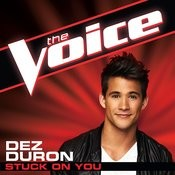 Stuck On You (The Voice Performance) Songs