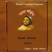 Sarah Moeen Vol 2 Songs