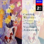 Chopin Waltzes 4 Scherzos 26 Preludes Songs