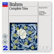 Brahms Complete Trios Songs