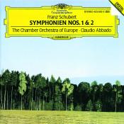 Schubert Symphonies Nos 1 Songs