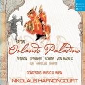 Haydn: Orlando Paladino Songs