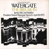 Folkways Records Presents: Watergate, Vol.1 - The Break In Songs