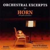 Orchestral Excerpts for Horn Songs