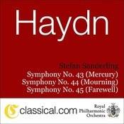 Franz Joseph Haydn, Symphony No. 43 In E Flat Major (Mercury) Songs