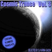 Cosmic Trance Vol.3 Songs
