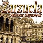 Zarzuelas Vol.3 Songs