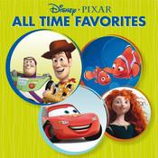 Disney-Pixar All Time Favorites Songs