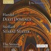 Handel: Dixit Dominus - Steffani: Stabat Mater Songs