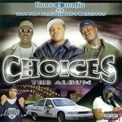 Choices: The Album Songs