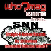Who?Mag Distribution Presents The .99 Download Instrumental Collection, Vol. 3 Songs