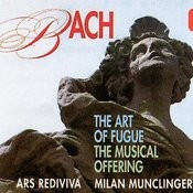 Bach: The Art Of Fugue, The Musical Offering Songs