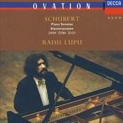 Schubert: Piano Sonatas in A major; A minor; E major Songs