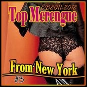 Cd2011-2012 Top Merengue From New York 3 Songs