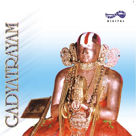 Gadyatrayam, vaikunta gadyam, sri ranga gadyam,: free download.