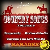 Karaoke - Country Songs Vol. 8 Songs