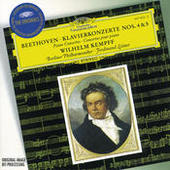 Beethoven: Piano Concertos Nos.4 & 5 Songs