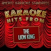 Karaoke Hits From The Lion King Songs