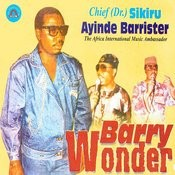 Barry Wonder Songs