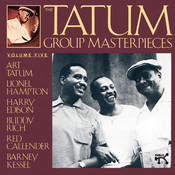 The Tatum Group Masterpieces, Vol.5 (Remastered) Songs