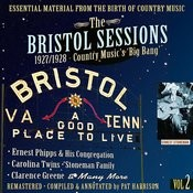 Bristol Sessions (Vol.2) Songs