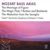 Mozart Bass Arias Songs