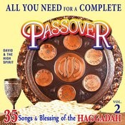 All You Need For A Complete Passover, Vol. 2 Songs