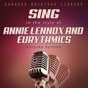 Wonderful (Originally Performed By Annie Lennox) [Karaoke Version] Song