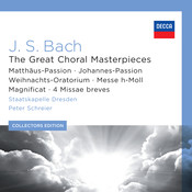 J.S. Bach: The Great Choral Masterpieces Songs