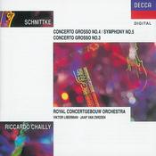 Schnittke: Concerti Grossi Nos.3 & 4. Songs