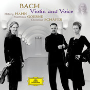 Bach - Violin and Voice Songs