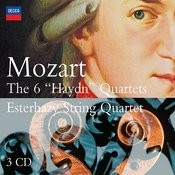 Mozart: 6 Haydn Quartets (3 CDs) Songs