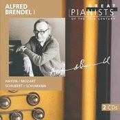 Alfred Brendel - Great Pianists of the 20th Century Vol.12 Songs