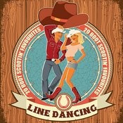 Line Dancing: 20 Boot Scootin' Favourites Songs