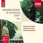 Mendelssohn, Schumann & Liszt Lieder Songs
