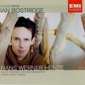 Henze: Songs Songs
