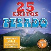 25 Exitos Pesados (Vol. 1) (USA) Songs