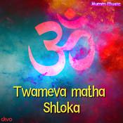 Twameva Matha Shloka Song
