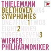 Beethoven: Symphonies Nos. 1-3 Songs