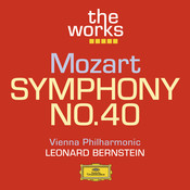 Mozart: Symphony No. 40 in G minor K.550 Songs