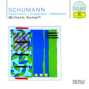 Schumann Piano Works Songs