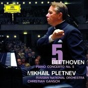 Beethoven: Piano Concerto No.5 Songs