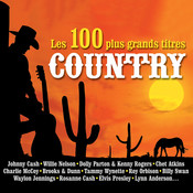 Les 100 plus grands titres Country Songs