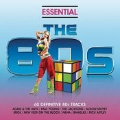 Essential 80s - Classic Eighties Pop And Rock Hits Songs